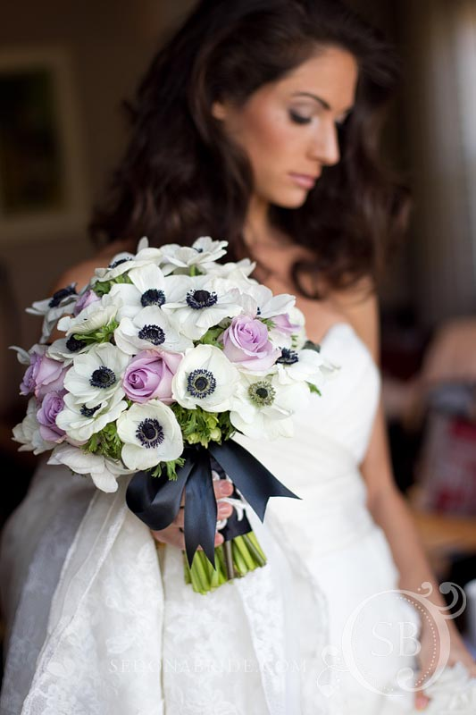 Sedona Wedding bouquet
