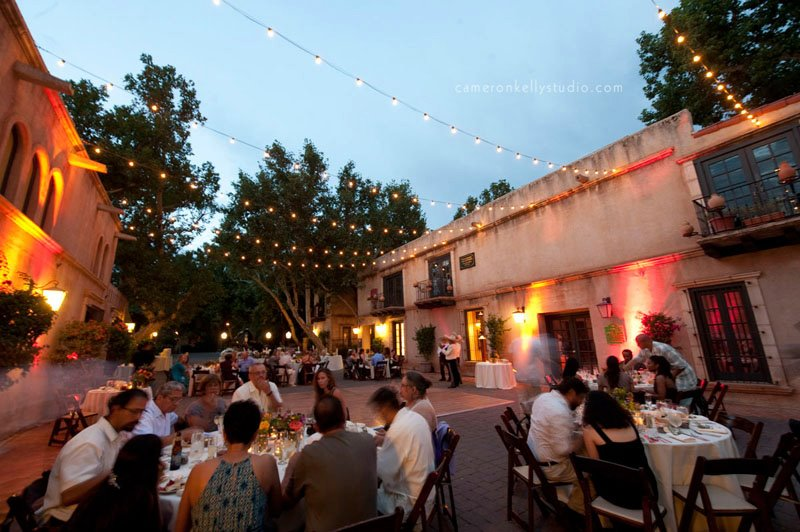 Corporate Event, Tlaquepaque, Sedona AZ., Image by Cameron + Kelly Studios